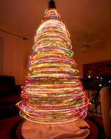 Spinning XmasTree