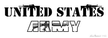 United States Army Design Drawing