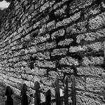 """the wall black and white"" by JThomasDukePhotography"
