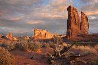 An Arches Sunrise