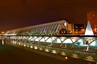 Modern Architecture - Music Palace, Valencia