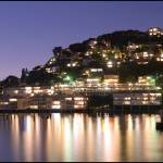 """Sausalito Night"" by PsychaSec"