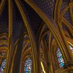 """Sainte Chapelle, Paris, France"" by SederquistPhotography"