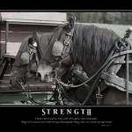 """Strength"" by LindaFinstad"
