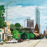 """Crossing South Congress"" by MelindaPatrick"
