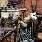 """bathtime"" by jerideanafrancois"