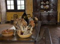 Eighteenth Century Country French Kitchen