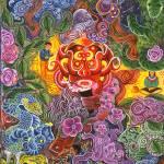 """""""Allpa Manchari"""" by Ayahuasca_Visions"""