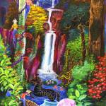 """Yacu Caballo"" by Ayahuasca_Visions"