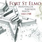 """Fort St. Elmo, Malta"" by MilitaryArchitecture"