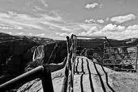 Old Glacier Point Railing