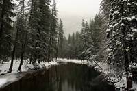 Merced River Winter