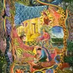 """Ayahuasca Chayana"" by Ayahuasca_Visions"