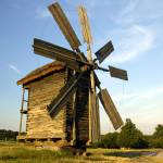 """Old Windmill"" by zinok"
