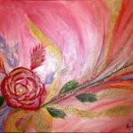 """Rose of Sharon"" by gloryart"