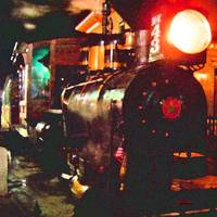 The Steam Engine Train