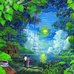 """Amazónica Romantica"" by Ayahuasca_Visions"