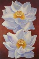 Two White Lotus