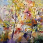 """""""Abstract landscape"""" by zampedroni"""