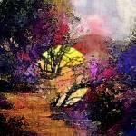 """lost path"" by jerideanafrancois"