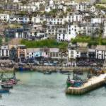 """Brixham harbour art"" by StephenIK"