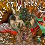 """""""A Christmas Greeting"""" by LessardArt"""