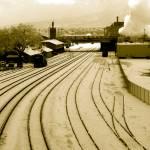 """Snowy Tracks"" by LunarImage"