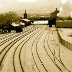 """Snowy Tracks"" by LunarImage"