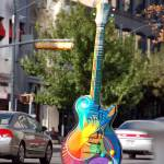 """Street Art Guitar"" by GDada"