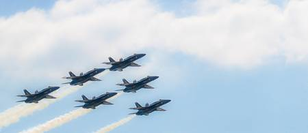 Blue Angels July 2004