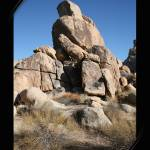 """JOSHUA TREE ROCK FORMATION"" by sandytravel"