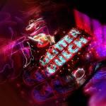 """""""glitter gulch"""" by studiobrian"""