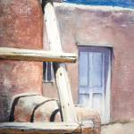 """Taos Pueblo, New Mexico"" by eacolors"