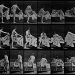 """Getting Into Bed by Muybridge"" by postpainting"