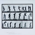 """Human Locomotion by Muybridge"" by postpainting"