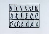 Human Locomotion by Muybridge