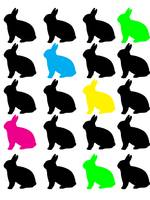 Bunnies of Color