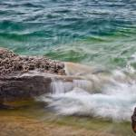 """""""Water over Rocks"""" by vincecianci"""