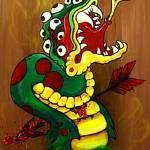 """""""Eyeball Snake"""" by BrittneyMonster"""