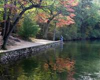 Walden Pond: Fishing in Time