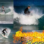 """Adrenaline Junkies"" by Reflector"