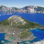 """""""Crater Lake"""" by melastmohican"""
