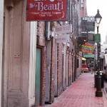 """""""New Orleans - Bourbon Street"""" by Ffooter"""