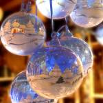 """Christmas tree balls"" by BerndTschakert"