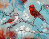 Vermillion Birds