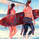 """Surfer Chicks"" by drmulder"