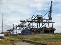 Tilbury Container terminal