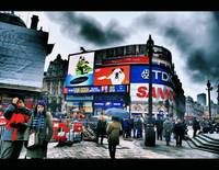 {197/365} HDR picadilly circus