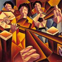 """Irish Trad Session"" by Alan Kenny"