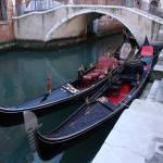 """""""Venice Gondolas"""" by BoMcNair"""